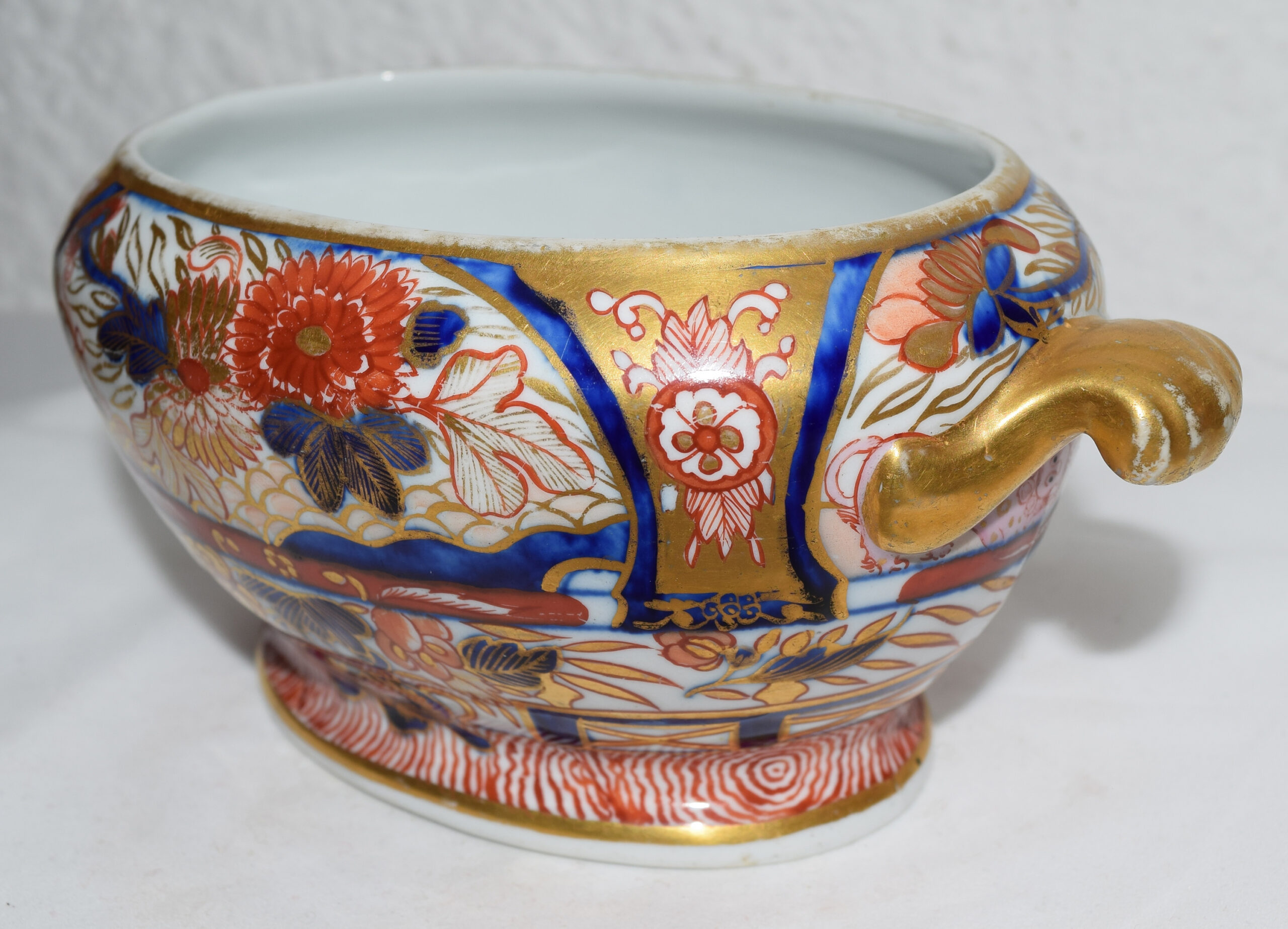 English Imari – Lord Nelson Pattern